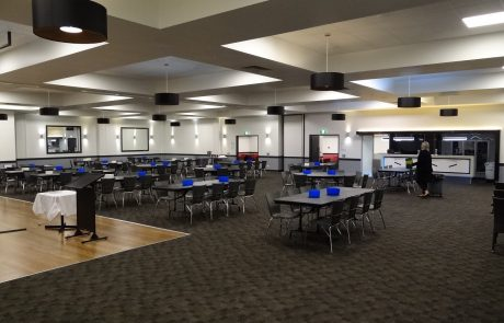 quality LED lighting for function rooms